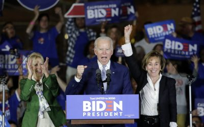 Biden wins Minnesota presidential primary, in wake of Klobuchar endorsement